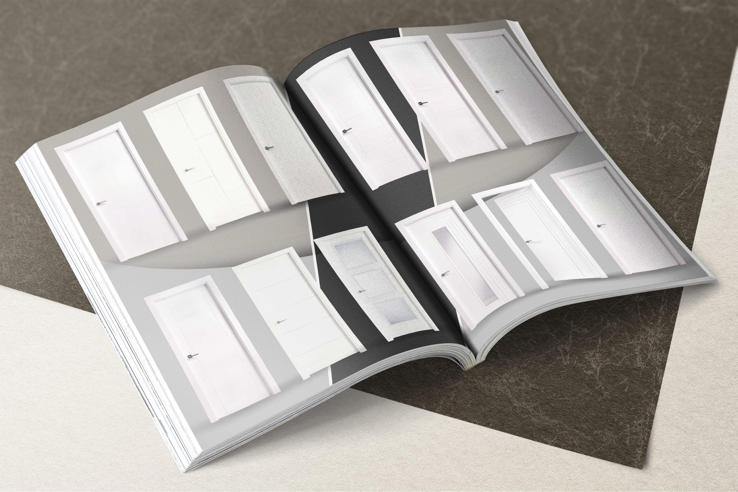 Catálogo de puertas Vencomad