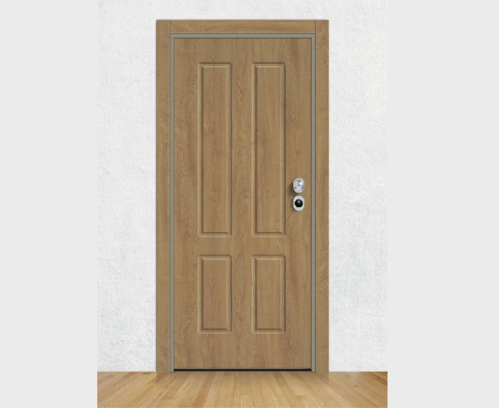 Puerta Acorazada Iron 4B